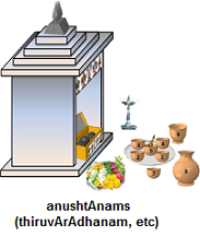 anushtanams